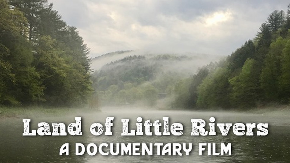 LAND OF LITTLE RIVERS -  TRAILER 2019