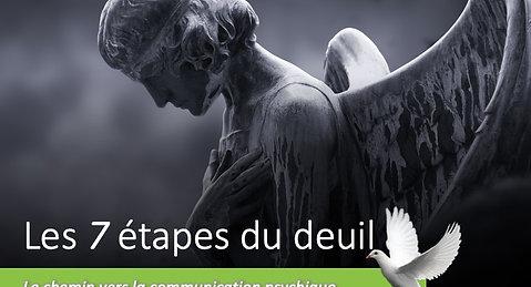 Les 7 étapes du deuil
