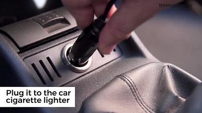 Lancheira Electrica para Carro