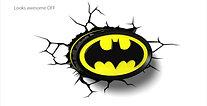 Lámpara 3D Light FX Batman Logo Deco Light