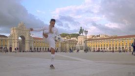 Lisbon on foot - Lisboa a pé