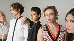 Fashion Hair & Makeup: Neon Muse Fashion Film