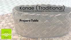 Project 2 - 2. Prepare table - R4B