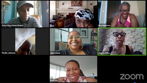 Virtual Office Hours at Affinity - A Conversation on Freedom & Liberation