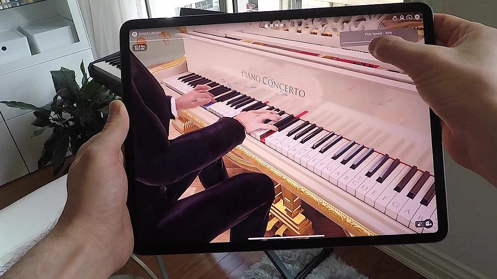 AR Pianist