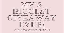 Biggest Giveaway In MV History