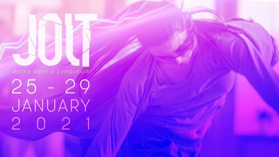 Jolt Dance Week & Symposium 2021