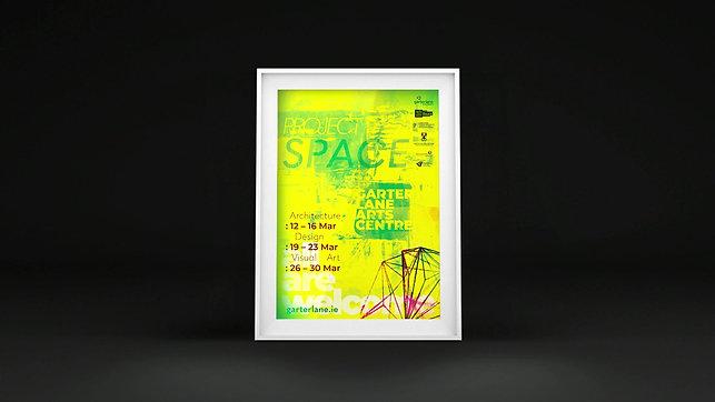 Garter Lane Arts Centre_Event Posters