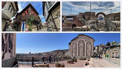 Traveling Through Bulgaria
