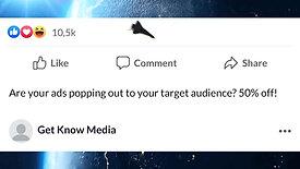 Social Post #1 Breakout spaceship