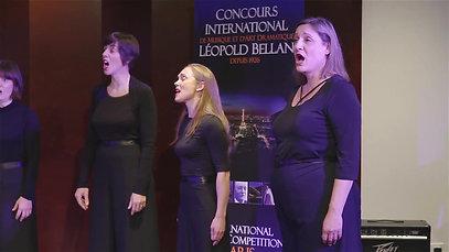 La doncella (A. Yagüe) CONCOURS BELLAN 2019