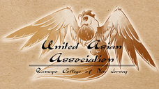 United Asian Association Logo, 2017
