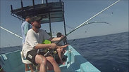 Black Marlin in Puerto Escondido