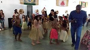 Dança infantil  Xakriabá