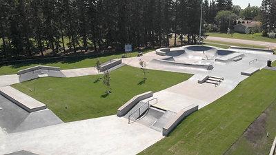 Melfort Skatepark Grand Opening (Play Melfort, Newline)