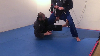 #7 Situp Guard - Standup Sweep 1
