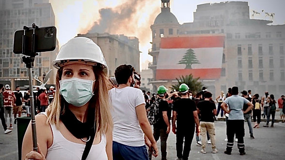 Nach der Explosion: Ausnahmezustand in Beirut