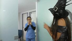 Una Bruja nos visitó en Medi Esthetic