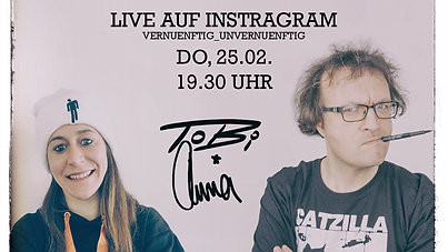 Anna & Tobi live