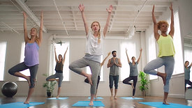 Yoga, 2016