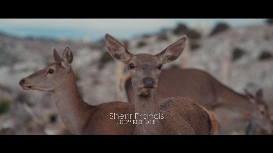 Sherif Francis Showreel 2018