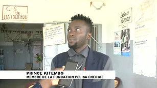 2020 General Hospital Donation in Matoumbou (French Audio)