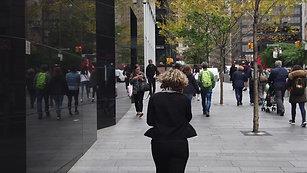New York walk2 - slowmo