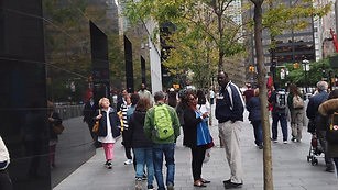 New York walk - slowmo