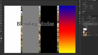 Blending modes tutorial