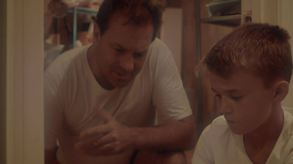 'The Spare Room', Clip: Father & Son