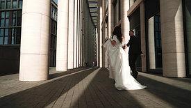 Анатолий и Кристина свадебный тизер