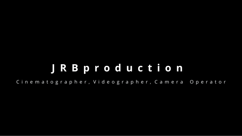 JRBproduction Reel (updated September 7th, 2021)