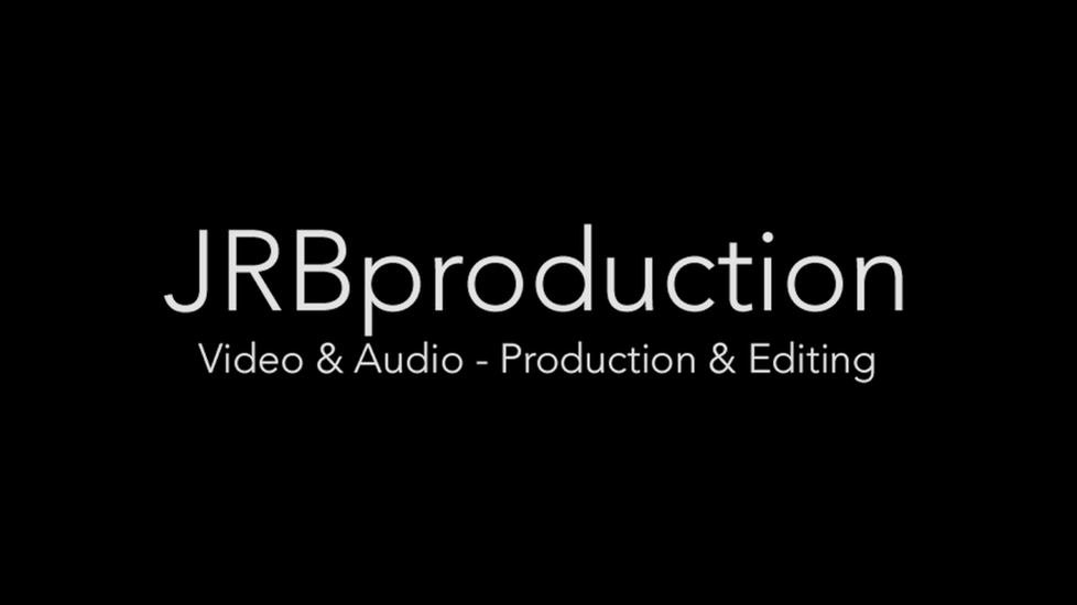 JRBproduction Reel (updated November 12th, 2019)