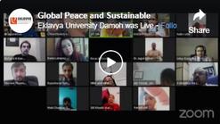 Global Peace and Sustainable Development Summit 2021 (Richard at 45 mins, 45 secs)