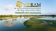 VIP RAM Passover 2019