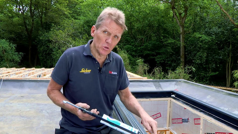 How to install a Korniche Roof Lantern