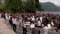 Scuola di musica Musicando presenta: Note musicali al parco Ciani, 2015