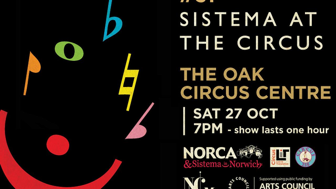Sistema at the Circus