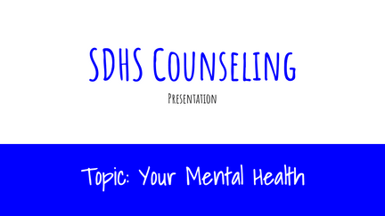 Mental Health Info & Resources