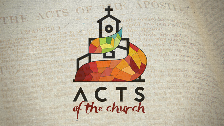 Sermons Series on the Book of ACTS
