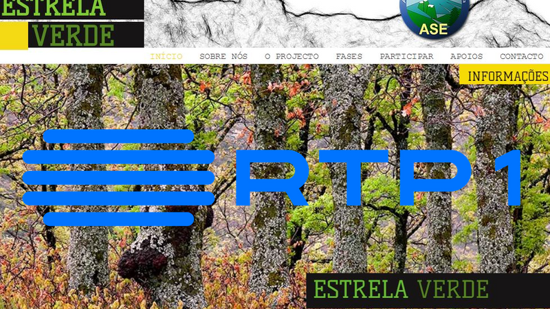 RTP-Projeto EstrelaVerde