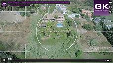 Villa Allegro I Luxury Property I Aerial Drone Video