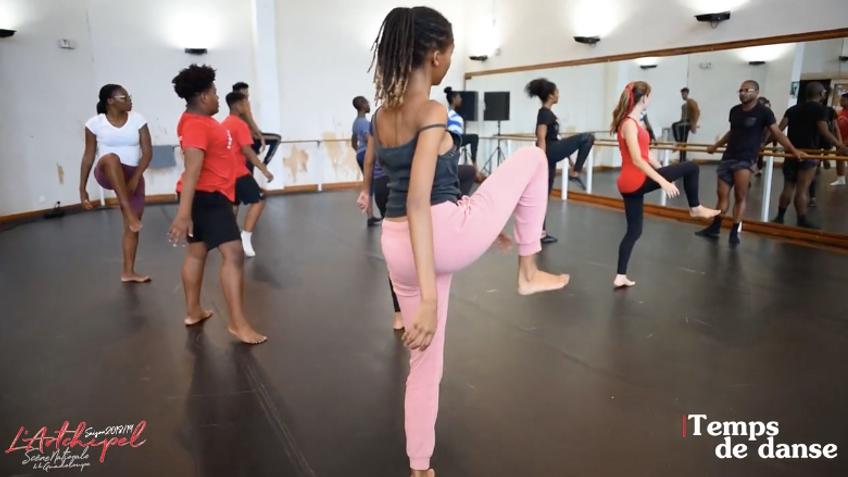Correspon'danse & L'Artchipel