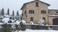 Winter Snow at Casalino
