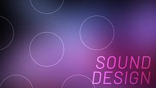 Reel / Sound Design