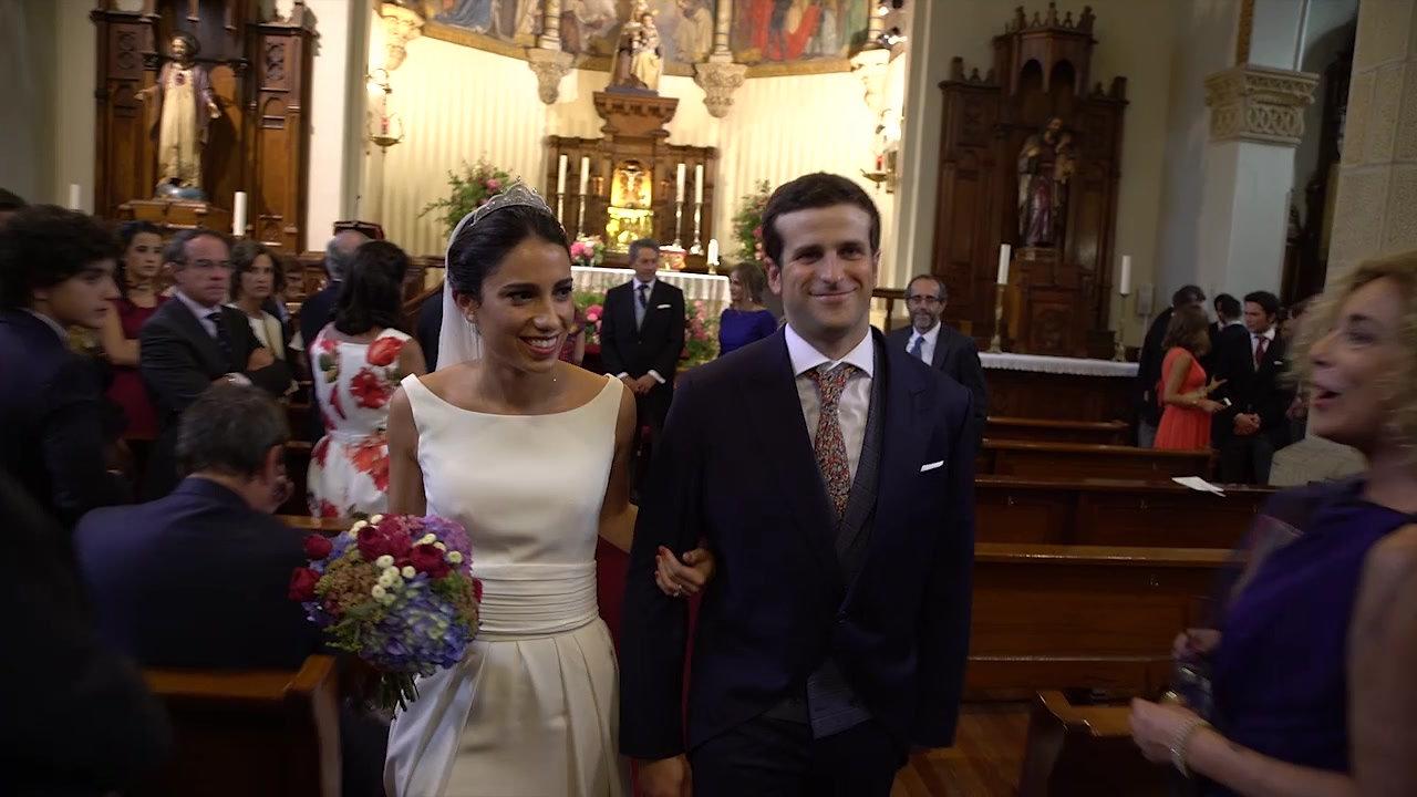 Jimena y Javier