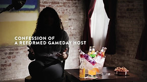 Open Up Gameday: Confession of a Gameday Host | Smirnoff Ice