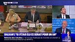 Sébastien Blanc sur BFM TV le 22 octobre