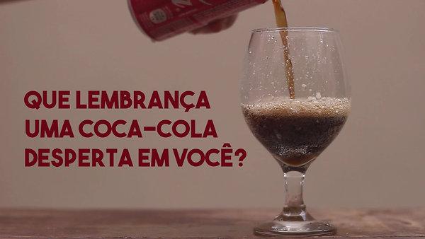 Coca - Lembrança