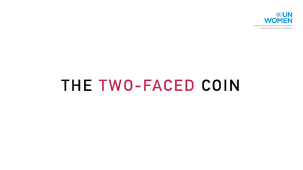 THE TWO-FACED COIN